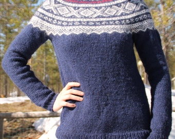 Norwegian sweater, Merino