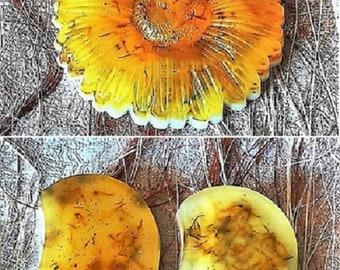 Honey & Calendula Soap,Spa Soap,Sauna Soap.Women Gift