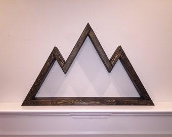 Mountain Shelf - 36'' x 22'' x 3.5''