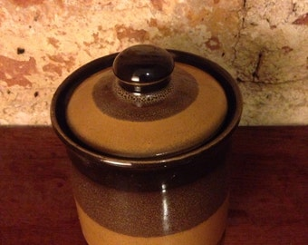 Korean sugar pot