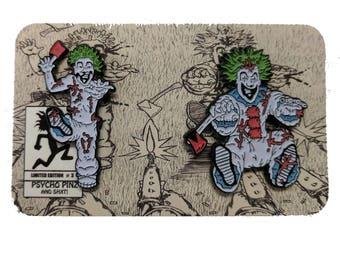 Wicked Clownz Comic #3 - Glow in the Dark Card Set