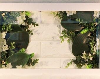 Original WWDH Hampton Floral Framed Wall Art