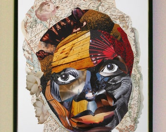 SOJOURNER Samplism 'Women of Colour' Print