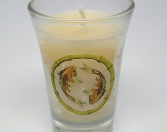 Meditation Candle for Success