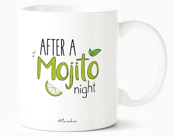 Mug After a Mojito night