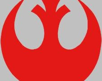Rebel Alliance Adhesive Decal
