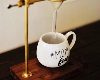 Walnut Basic Coffee Pour Over