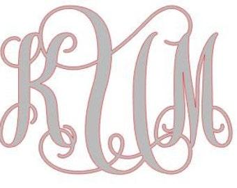 Monogram for Yeti
