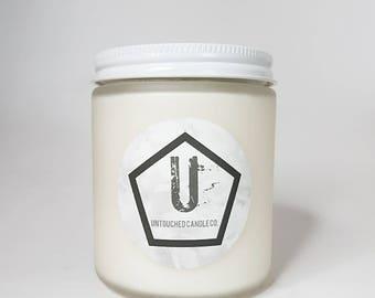 Lavender + Vanilla Soy Candle