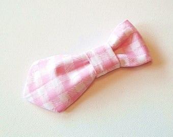 Tie Pink Flower
