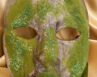 Mossy Full-Face Mask