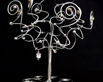 Handmade Beaded Earring Tree - Hazel Beads