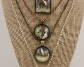 Photo Pendant Necklace - Your Own Photo - Photo Jewelry - Photo Necklace - Custom Picture Necklace - Personalized Necklace