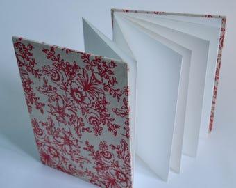 Handmade Concertina Book, Blank