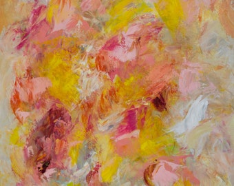 Emerging passion (48 x 36)