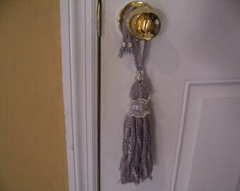 Door Knob Tassel Side Curtain Tassel Home Decor Tassel Ornament Accent Collection #7
