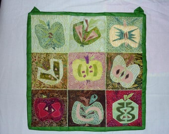 Green Apple Wallhanging