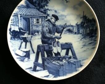 Delft-Blawn Plate