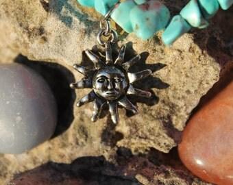 Turqoise Sunshine Bracelet