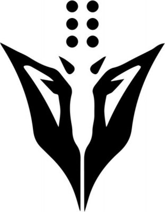 Destiny House of Wolves Vinyl Decal Sticker for Windows, Cars, Laptops, Mac book, Yeti, Coolers, Mugs etc