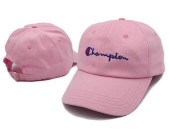 Champion pink Baseball cap