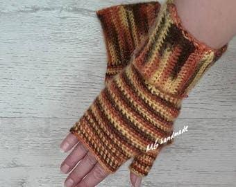 fingerless gloves,Hand knit mittens,  Knit mittens mittens Fingerless mittens  Knit gloves Valentine gift for girlfriend gift for her
