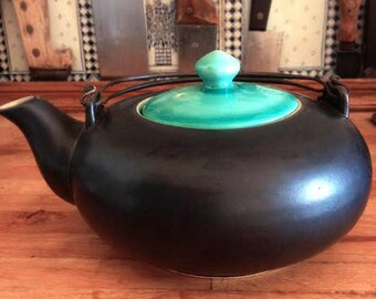 japanese teapot vintage