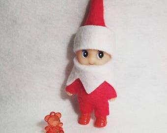 Toddler Elf Shelf Sitter Doll