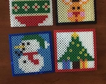 Christmas Coaster, Set of 4