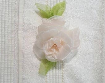 Luxury handmade towel
