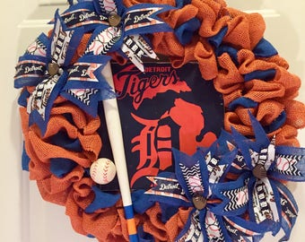 Sports Wreath made for any team