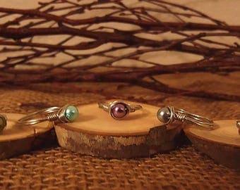 Silver Ring, Birds Nest, Birds Nest Ring, silver Birds Nest, Silver Birds Nest Ring, Handmade Ring, Handmade Jewelry