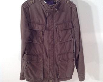 Zara Man Khaki Jacket
