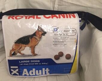 Messenger Bag Shoulder Bag-Upcycling-Royal Canin