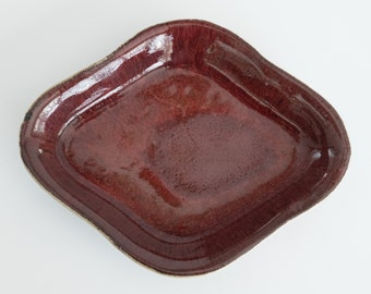 Mid Century Modern Decorative Ceramic Dish