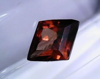 Red Garnet Kite Rhodolite .75 CT