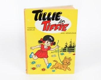 Vintage children's books – Tillie and Tiffie