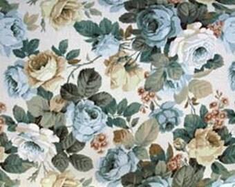 Vintage Sanderson Linen Fabric
