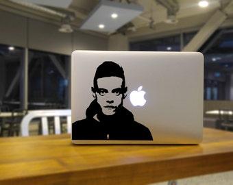 Mr. Robot - Vinyl Decal for MacBook, iPad, or Laptop