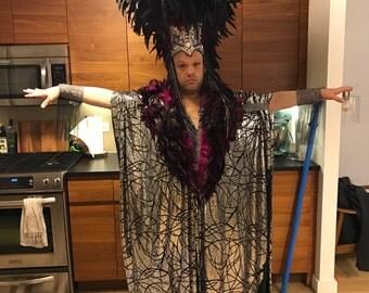 Showgirl/Cher Drag Costume