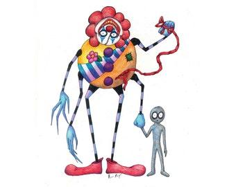 Clown Friend