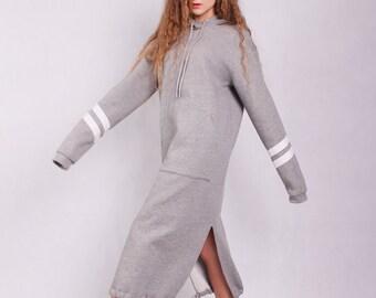 Muzumi iro hoodie dress
