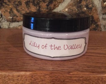 8oz. Lily of the Valley Body Butter