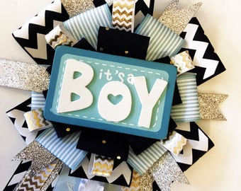 Royal Baby Shower Corsage   Mommy to Be Corsage   Little Prince