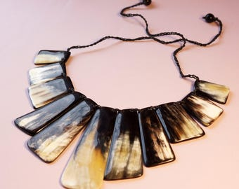 Collier, necklace, ethnic