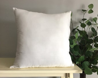 """18""""x18"""" Pillow INSERT for Beautify My House Pillow Covers ONLY."""