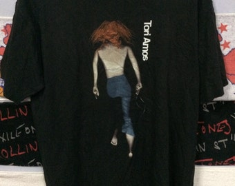 SALE!! vintage 90s tori amos from the choirgirl hotel size M alternative rock/piano rock/pop rock/classical rock