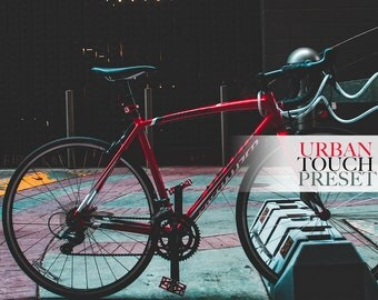 Urban Touch - Single Preset - Adobe Lightroom Preset for 4, 5, 6 and CC