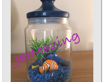 SALE!! Finding Nemo With Dory Jar Light