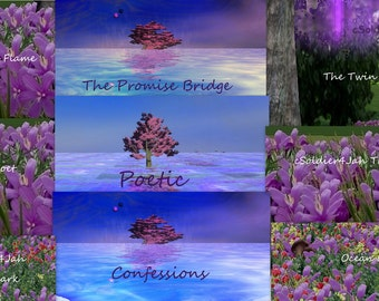 The Promise Bridge Poetic Confession Book